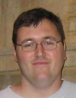 Trent Hamm portrait