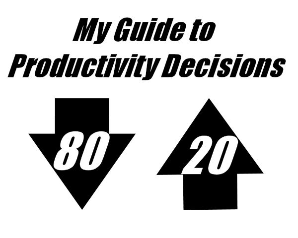 Make the 80-20 Rule (the Pareto Principle) Work for You