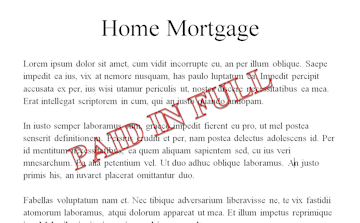paid-mortgage