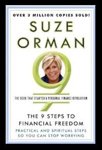 Suzie Orman book - 9 Steps