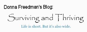 Donna Freedman Blog Header