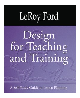 LeRoy Ford Educational Design Book