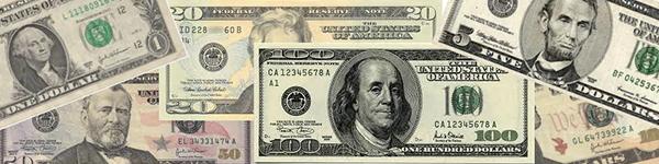 US Paper Money Banner